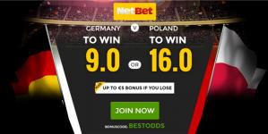 Verhoogde odds op Duitsland – Polen