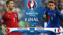 Voorbeschouwing finale EK: Portugal – Frankrijk