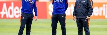 Crisis bij Oranje compleet, Blind de volgende?
