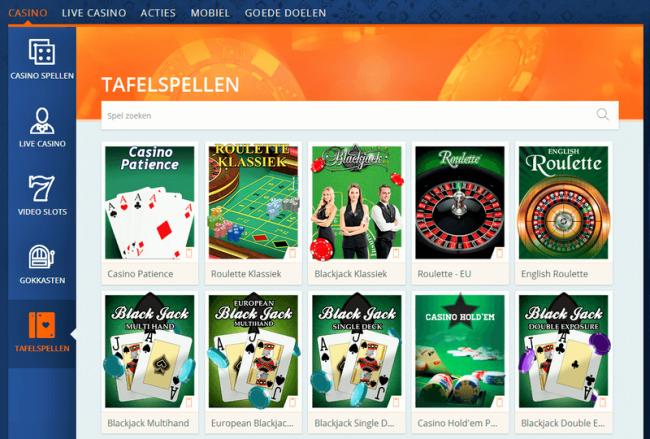 oranje_casino_tafelspellen